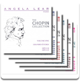 The Complete Chopin Collection(6 CD's)